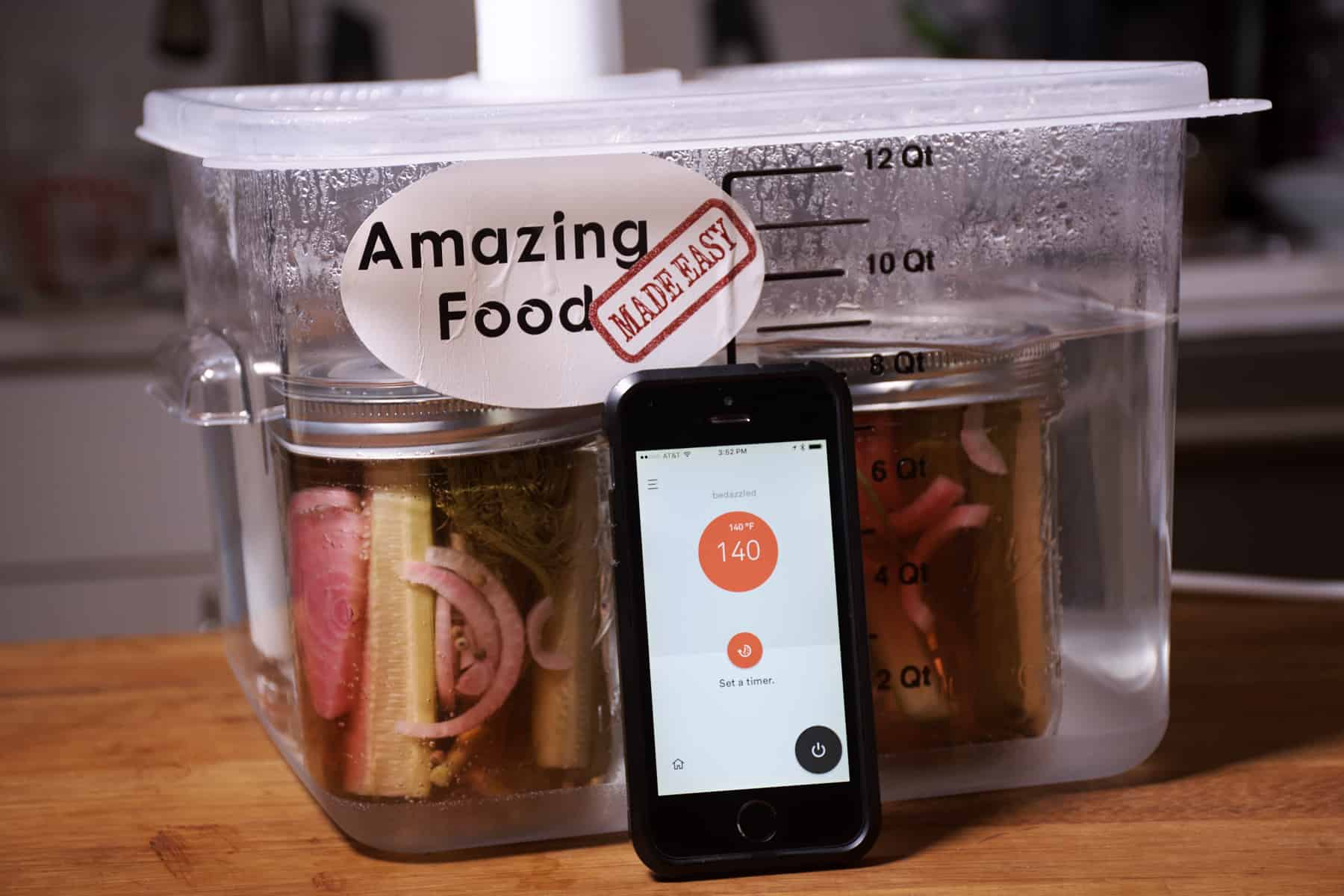 chef steps joule hands on review amazing food made easy