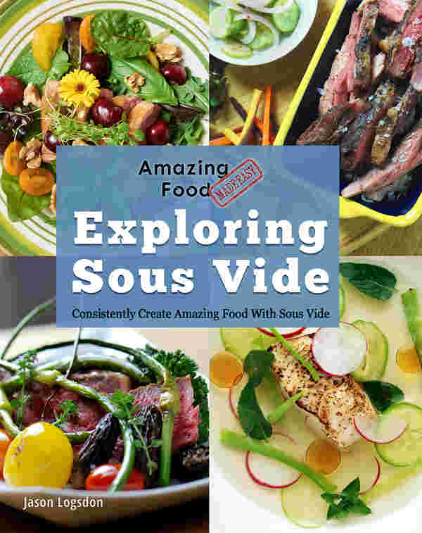 Exploring sous vide book cover large