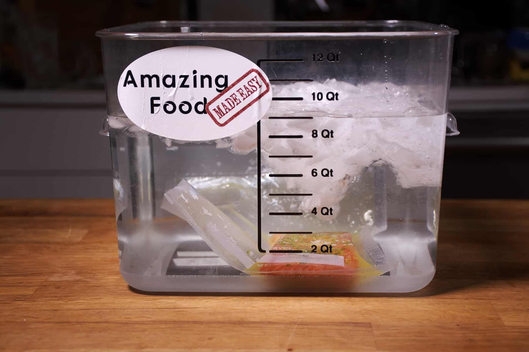 Can You Use Sous Vide To Thaw Frozen Food