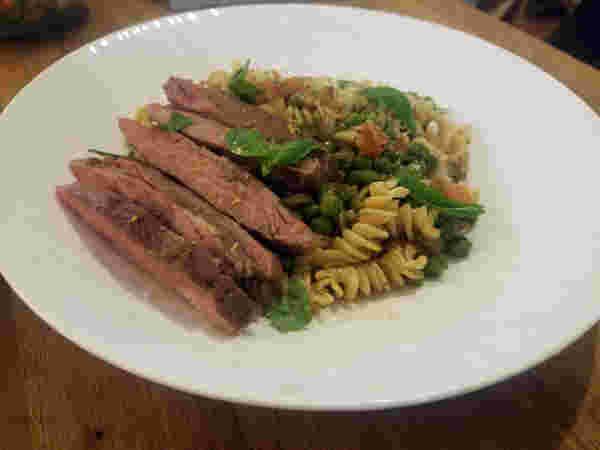 真空烹调猪肉分钟牛排2