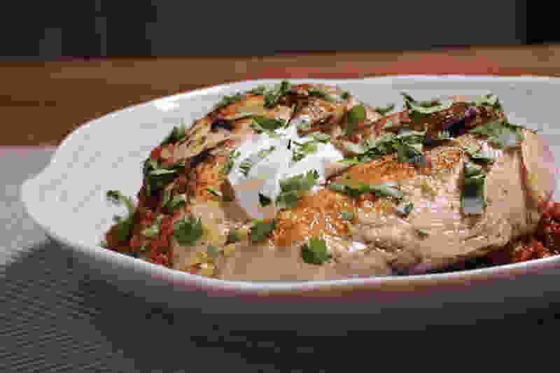 Sous Vide Chicken Tikka Masala 2