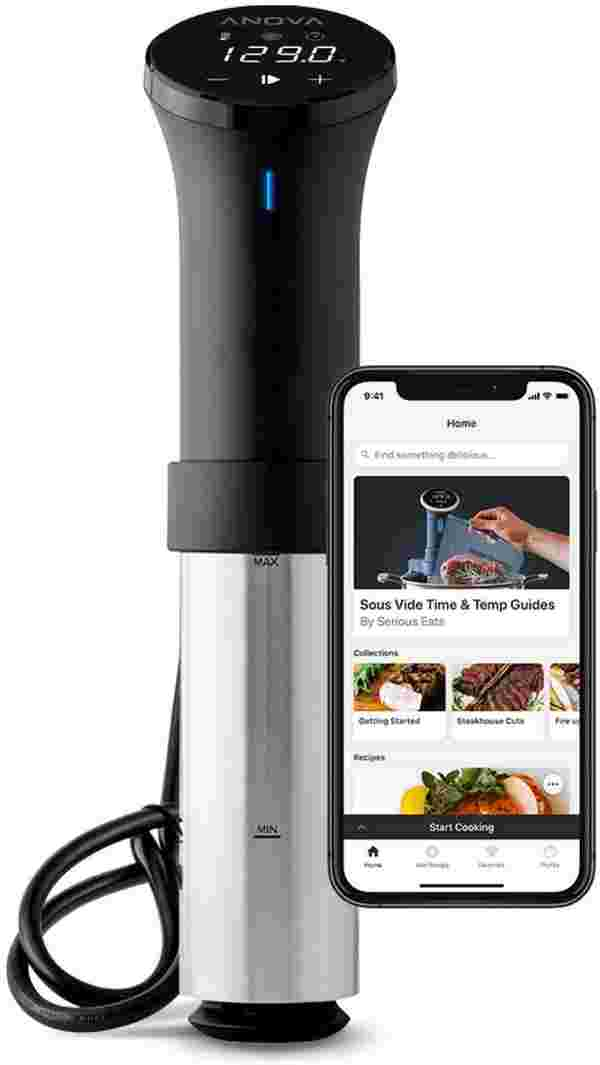 Precision cooker an500 and app