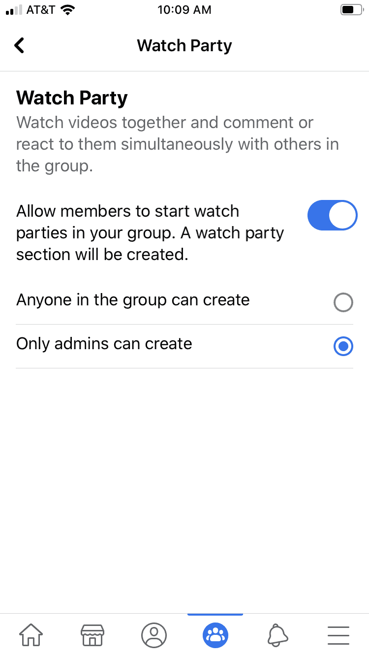How To Turn Off Facebook Group Watch Parties To Stop Spam