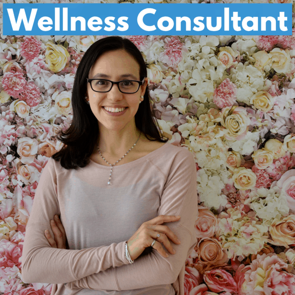 Lennis perez wellness consultant interview podcast.png