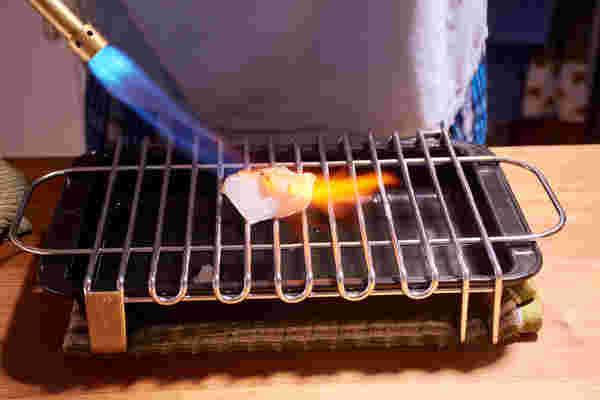 烹饪鳕鱼、西瓜沙拉