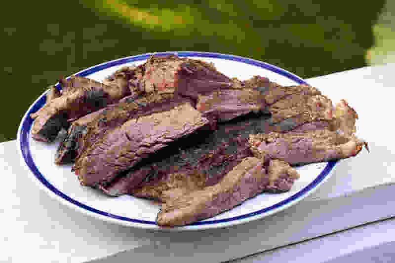 真空烹调牛胸肉140艾伦兄弟225