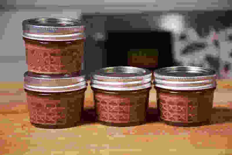 真空烹饪巧克力奶油锅2