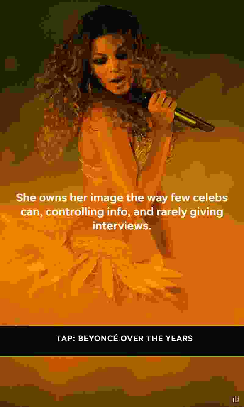 Beyonce web story cover