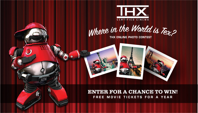 Where In The World Is Tex Thx Online Photo Contest