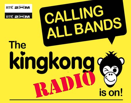 Who is your favorite band to play on The King Kong Radio ?
