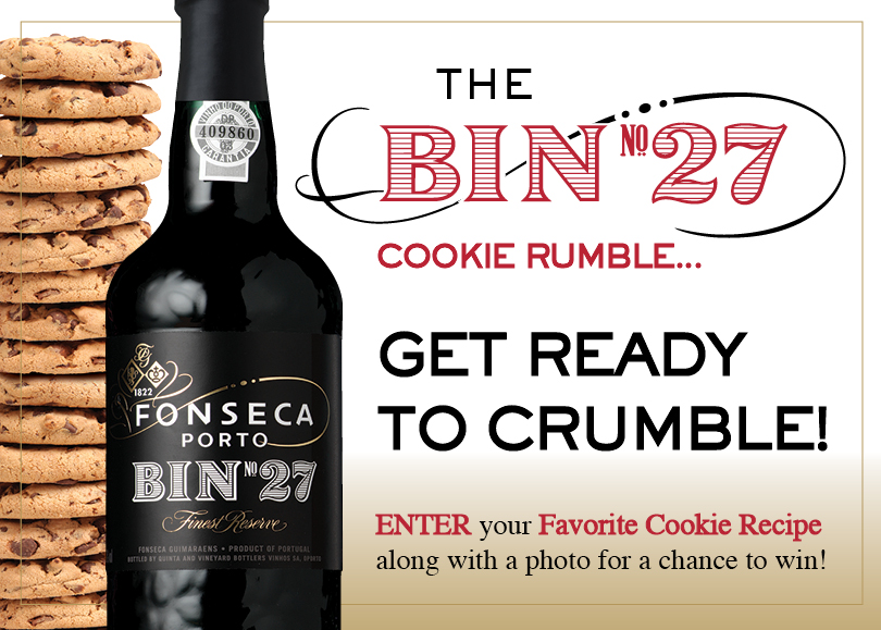 Fonseca BIN 27 Cookie Rumble...Get Ready To Crumble!!