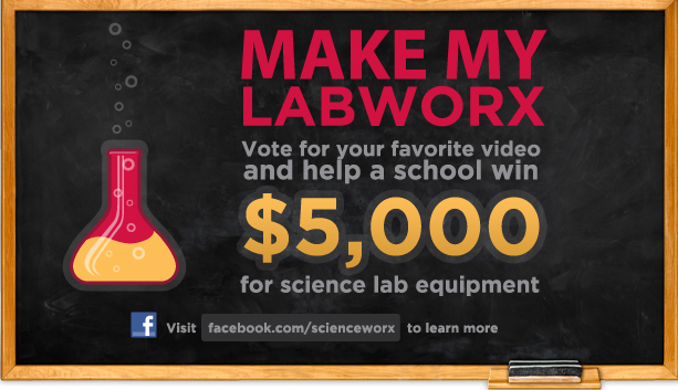 Make my LabWoRx Contest!