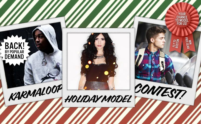 Karmaloop Model Contest is BACK!
