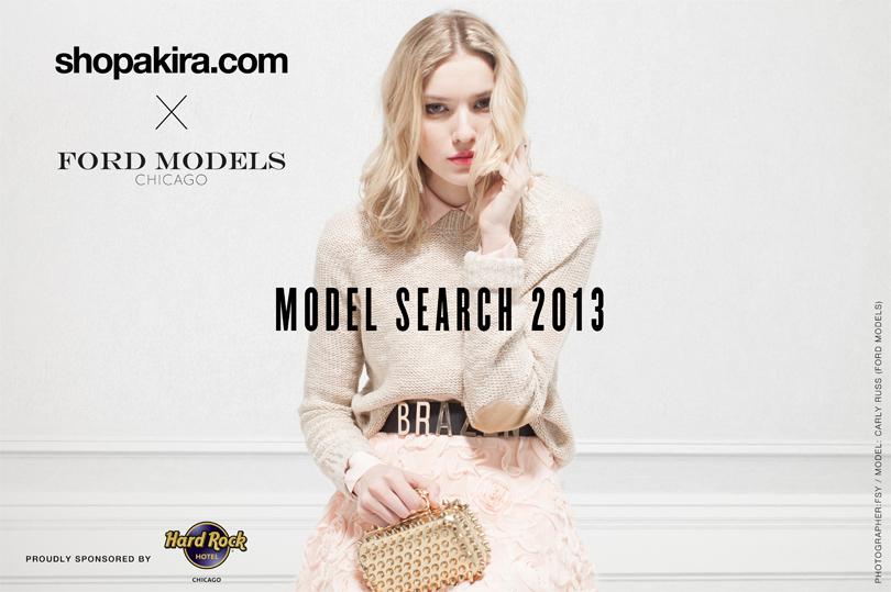 Karolina -- AKIRA Chicago ShopAKIRA X FORD MODELS' Model