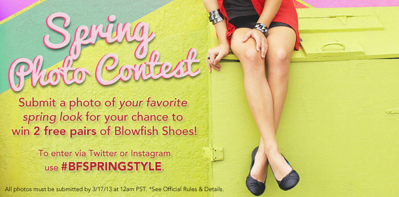 Enter our Spring Photo Contest!