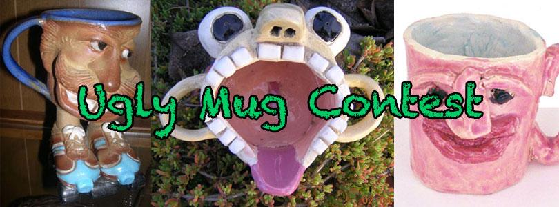 Image result for ugly mug contest