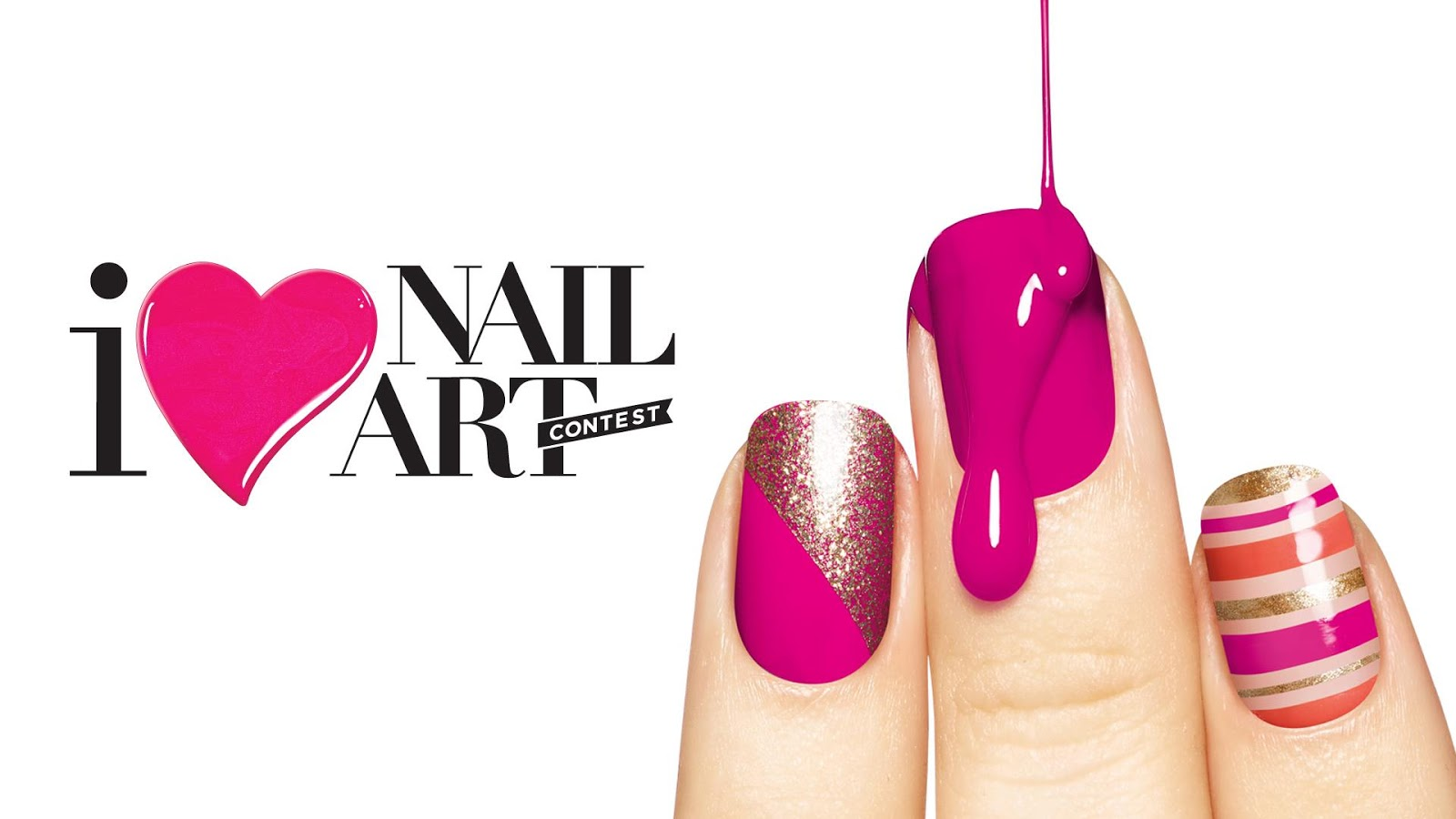 Nail Art Logo Images Easy Nail Designs For Beginners Step By Step