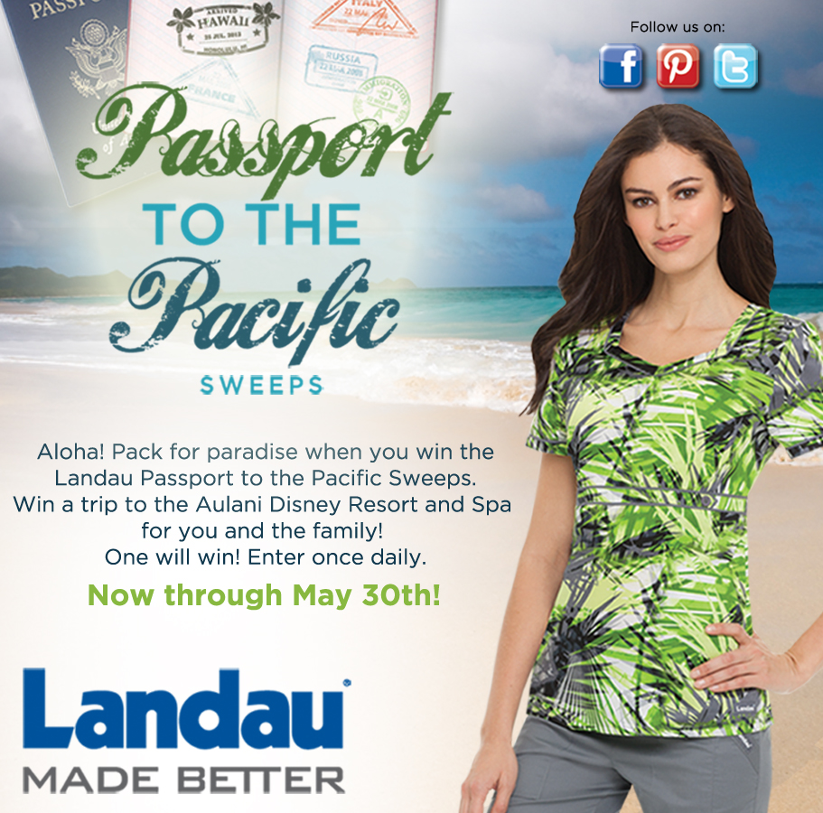 Landau Passport Sweeps