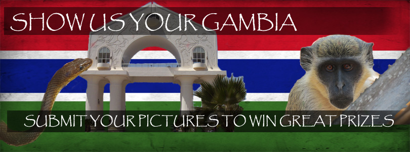 Show us your Gambia!