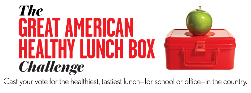 The Great American Healthy Lunchbox Challenge