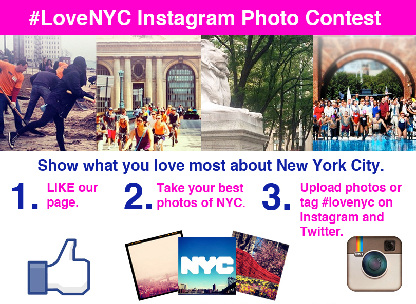 #LoveNYC Photo Contest