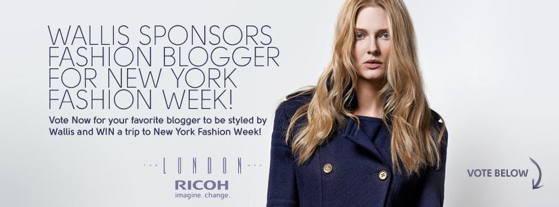 Create That Outfit -- Wallis Wallis Sponsors Fashion Blogger