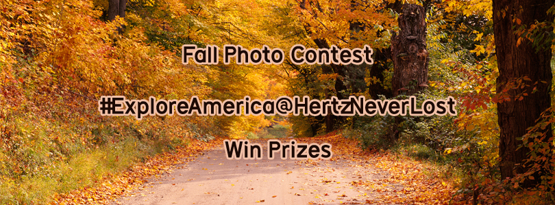 Hertz Never Lost Photot Contest Rund Through the End of October 461123_ed289e99c305d5cbf7c8d66ca4013d96