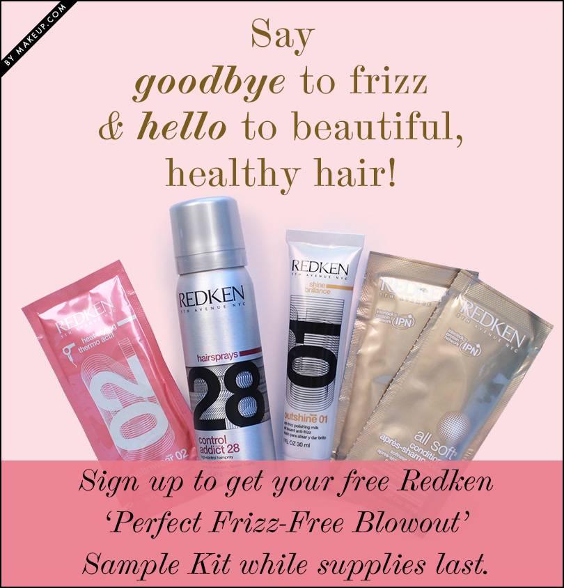 FREE Redken Perfect Frizz-Free...