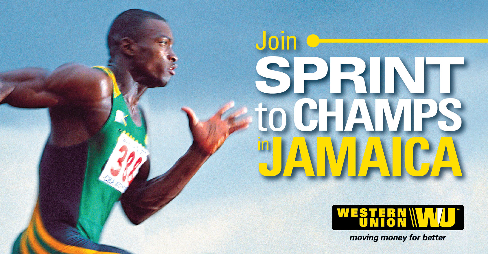 Sprint to Champs in Jamaica