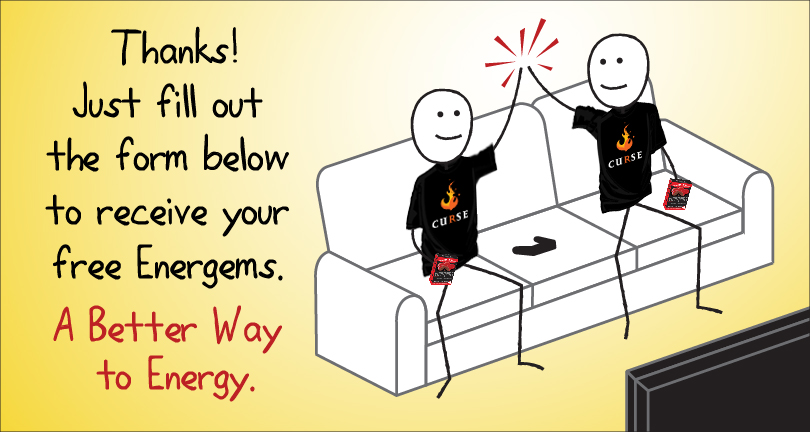 FREE Energems Energy Bites Sam...