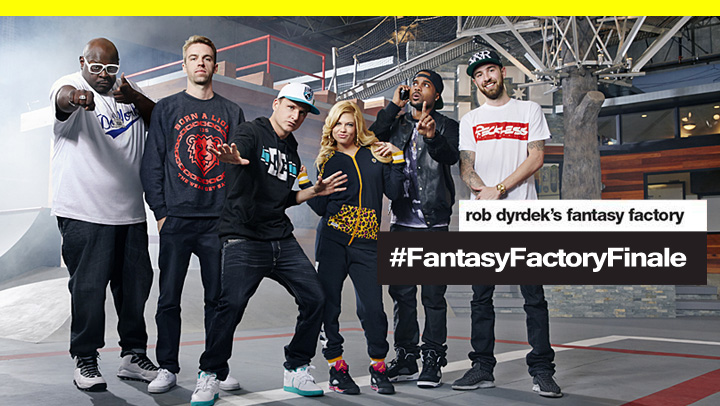 Rob fantasy factory cast