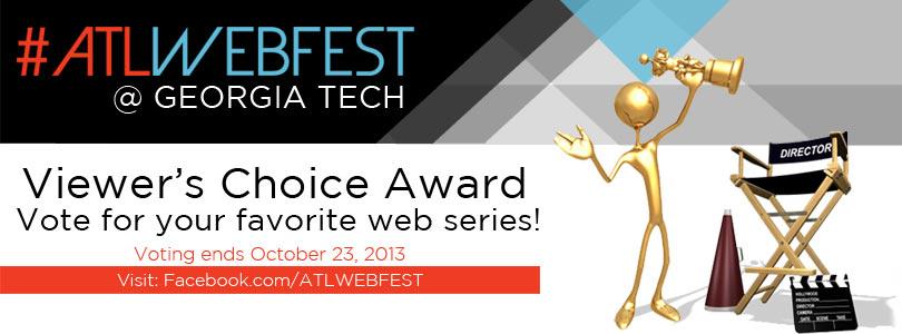 Ghetto Nerd Girl -- ATLWebFest ATL WEBFEST at Georgia Tech Viewer's