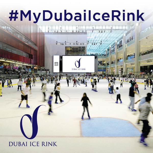 Dubai Ice Rink Facebook Dubai Ice Rink Win an Ipad