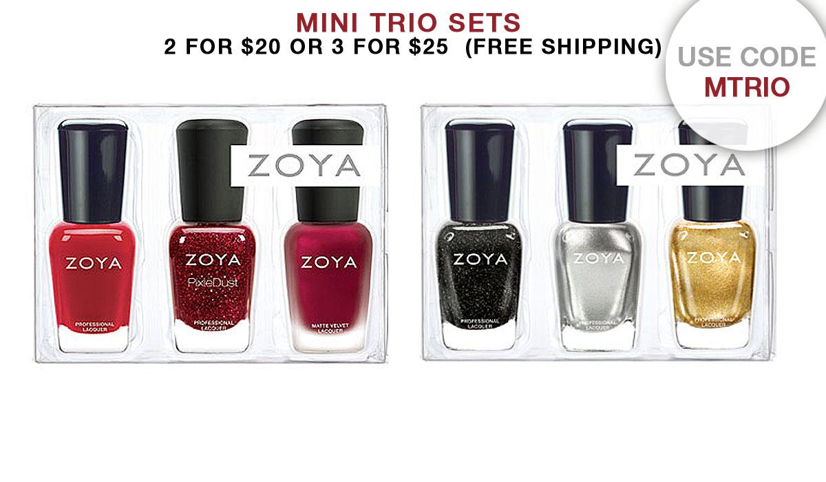 Mini Trios