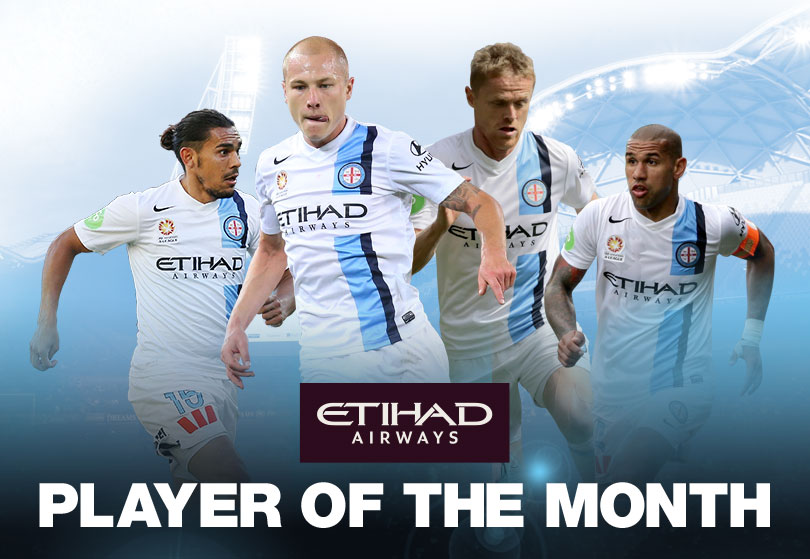 Melbourne POTM [Player of the month]