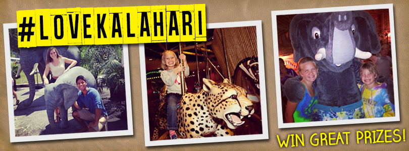#LoveKalahari & Win
