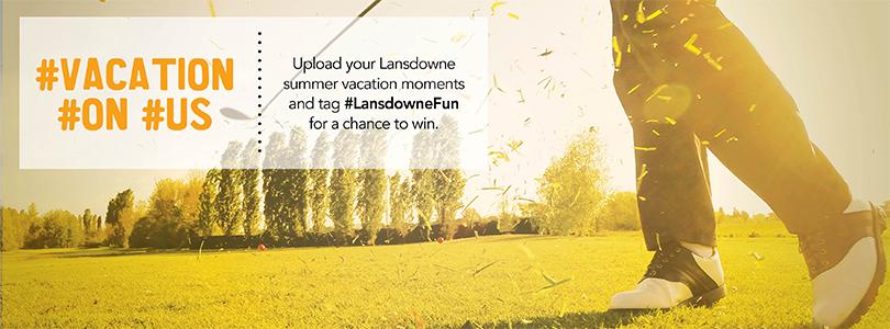 #LansdowneFun Summer Contest