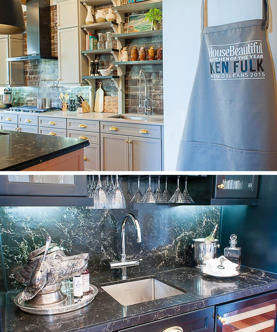 House Beautiful Kitchen Of The Year: GROHE Featured In House Beautiful Kitchen Of The Year 2015