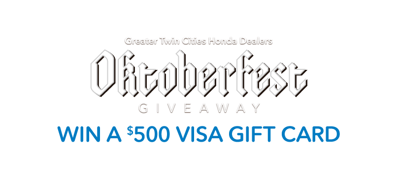 ... Concerts To Carnivalsu2026 There Are Many Reasons To Love Fall. Make The  Most Of This Yearu0027s Festivities By Entering The Greater Twin Cities Honda  Dealers ...