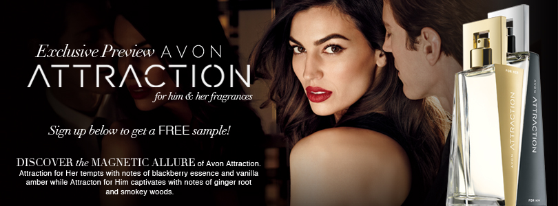 FREE Avon Attraction for Him &...
