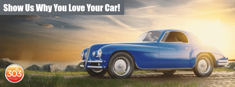 Show Us Why You Love Your Car!