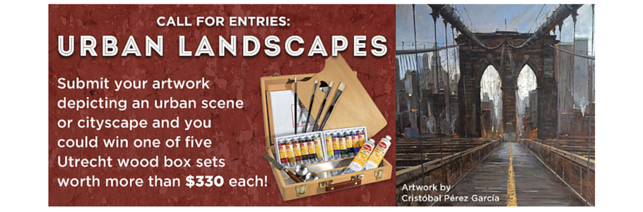 Call for Entries: Urban Landscapes