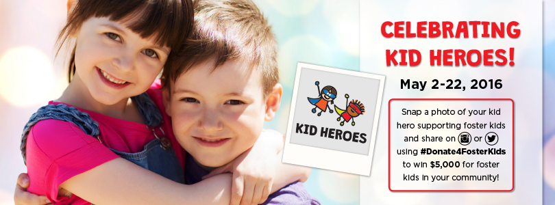 Kid Heroes Photo Contest