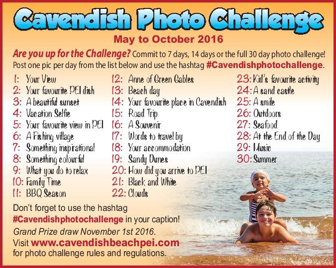 Cavendish Photo Challenge