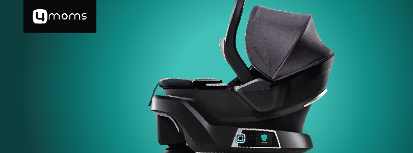 Sign Up For A Chance To Win 4moms Self Installing Car Seat