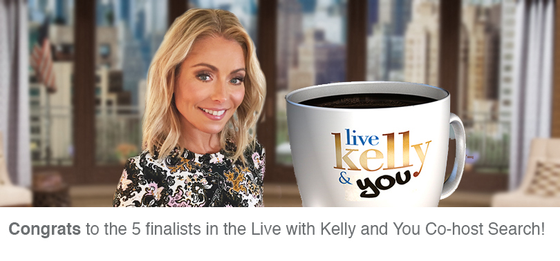 Live with Kelly & You 5 Finalists