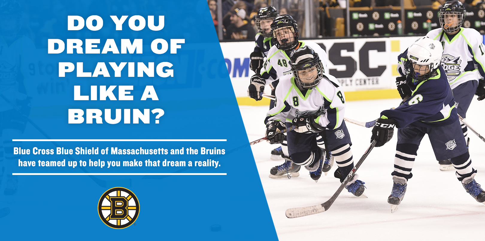 Do You Dream of Becoming a Hockey Legend?