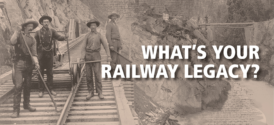 My Railway Legacy