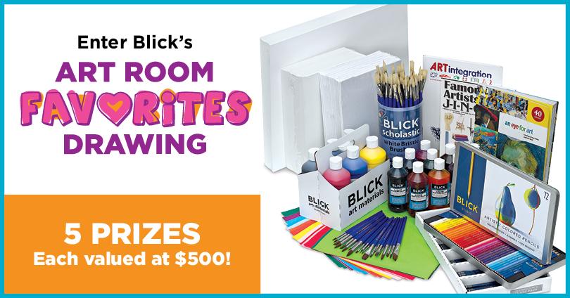 7c48cd85963 Art Room Favorites - BLICK art materials