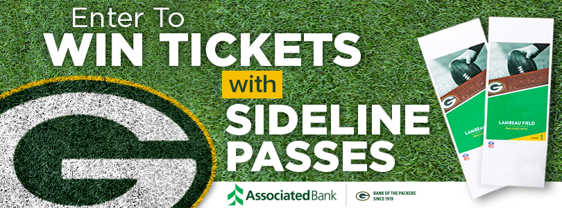 Packers sweepstakes
